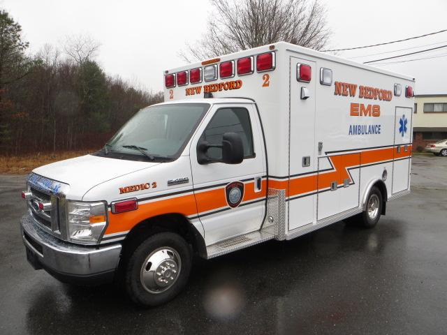 New Bedford EMS