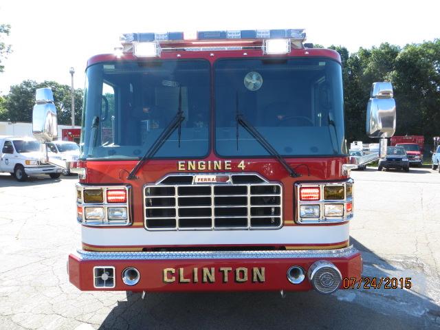 Clinton, MA
