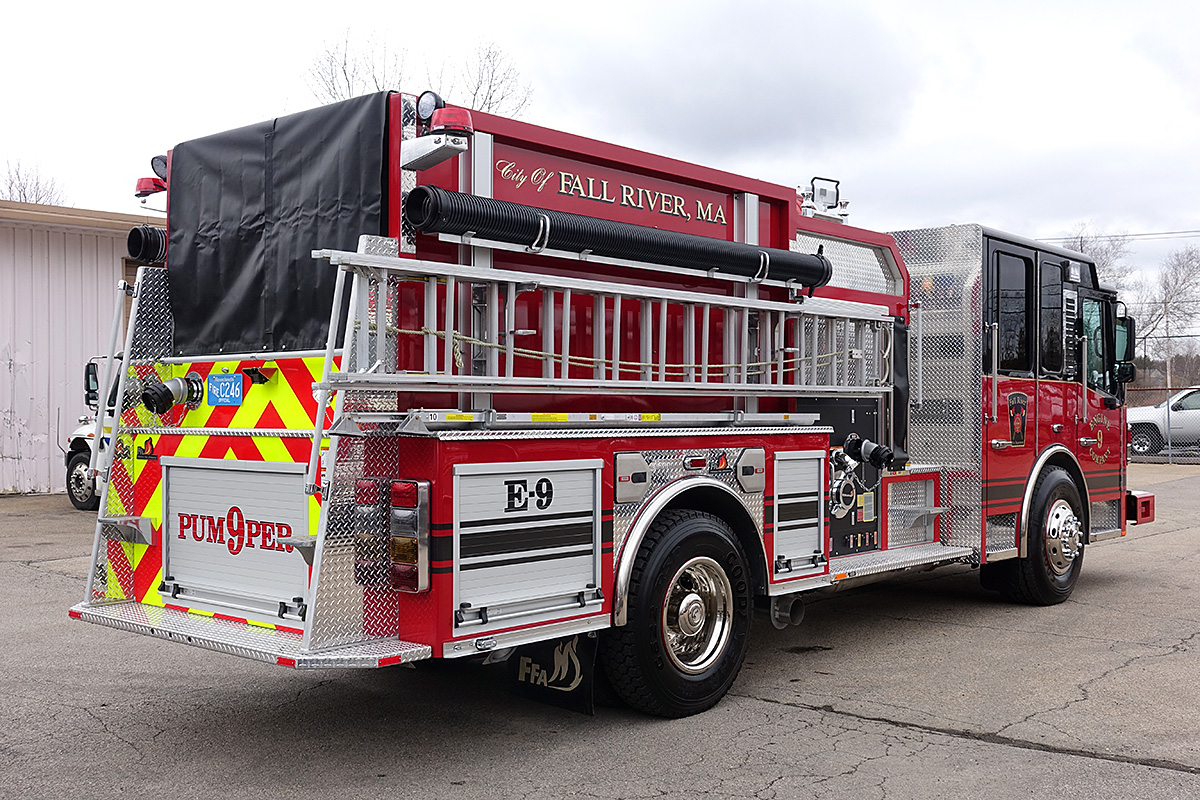 Fall River MA – Specialty Vehicles Inc