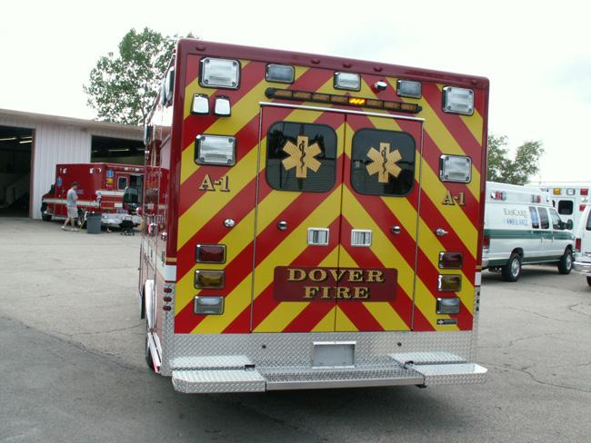 Berkeley, MA Marque Ambulance   Specialty Vehicles, Inc.