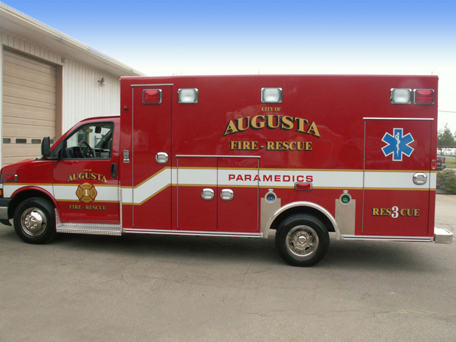 Augusta, ME Remount by Life Star Rescue