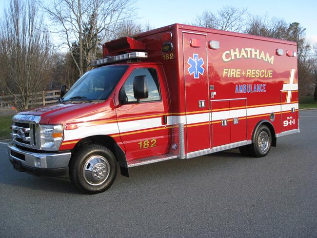 Chatham, MA Life Line Ambulance