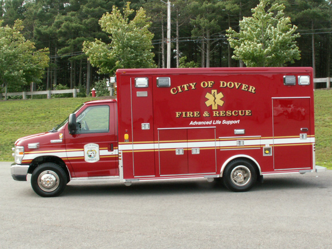 Dover, NH Marque Ambulance