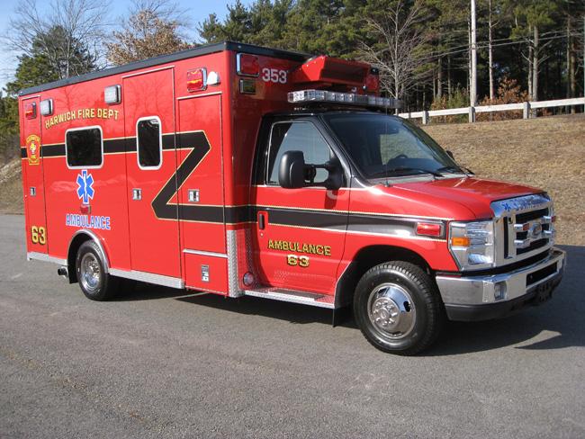 Harwich, MA Life Line Ambulance