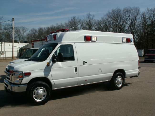MedStar Ambulance Service Marque Type II Van