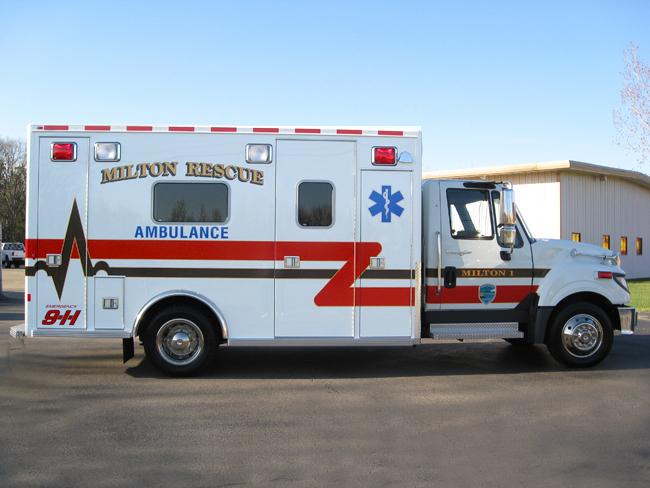 Milton, VT Life Line Ambulance