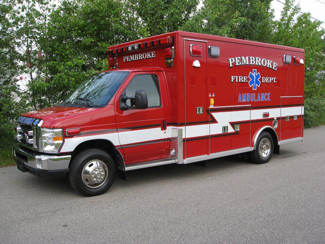 Prembroke, MA Life Line Ambulance