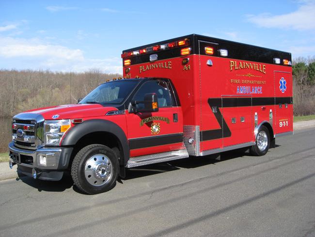 Plainville, MA Life Line Ambulance