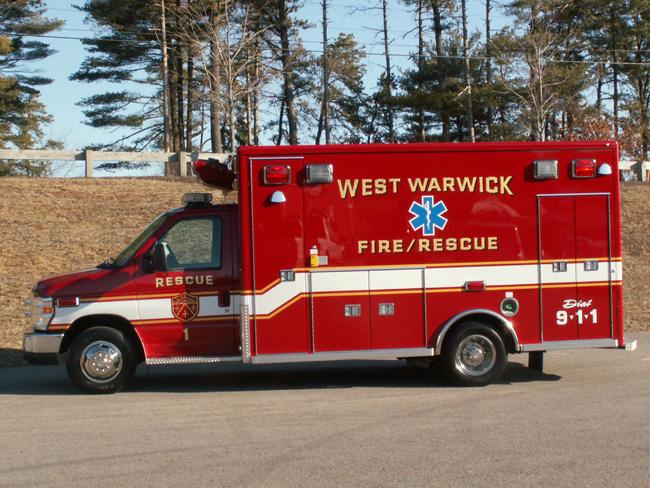 West Warwick, RI Life Line
