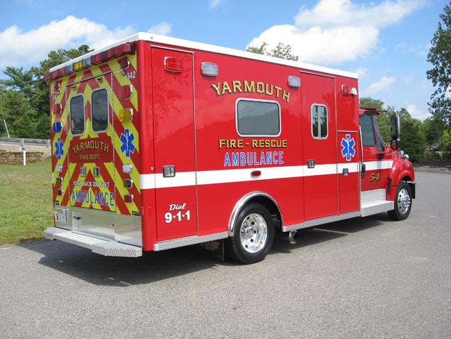 Yarmouth, MA Life Line Ambulance