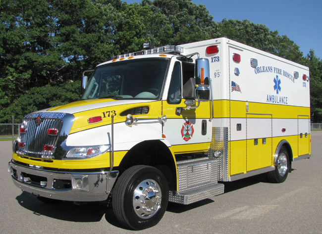 Orleans, MA Life Line Ambulance