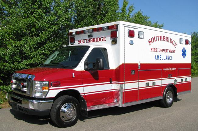 Southbridge, MA Life Line Ambulance