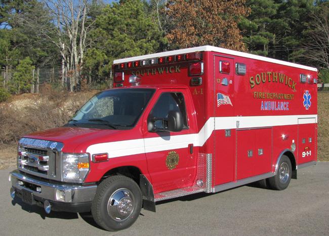 Southwick, MA Life Line Ambulance