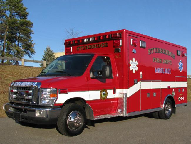 Sturbridge, MA Life Line Ambulance