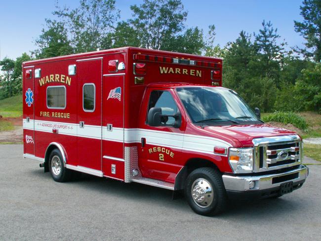 Warren, RI Life Line Ambulance