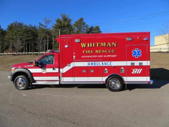 Whitman, MA Life Line