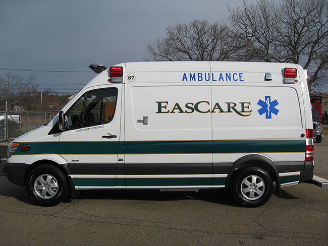 Eascare Sprinters Specialty Vehicles Inc