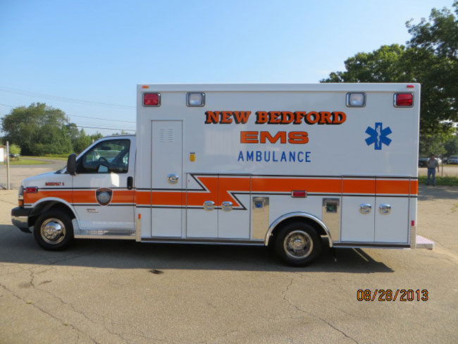 New Bedford, MA EMS
