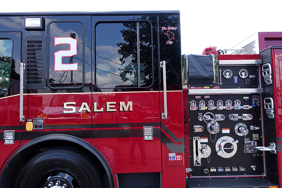 Salem Ma Specialty Vehicles Inc